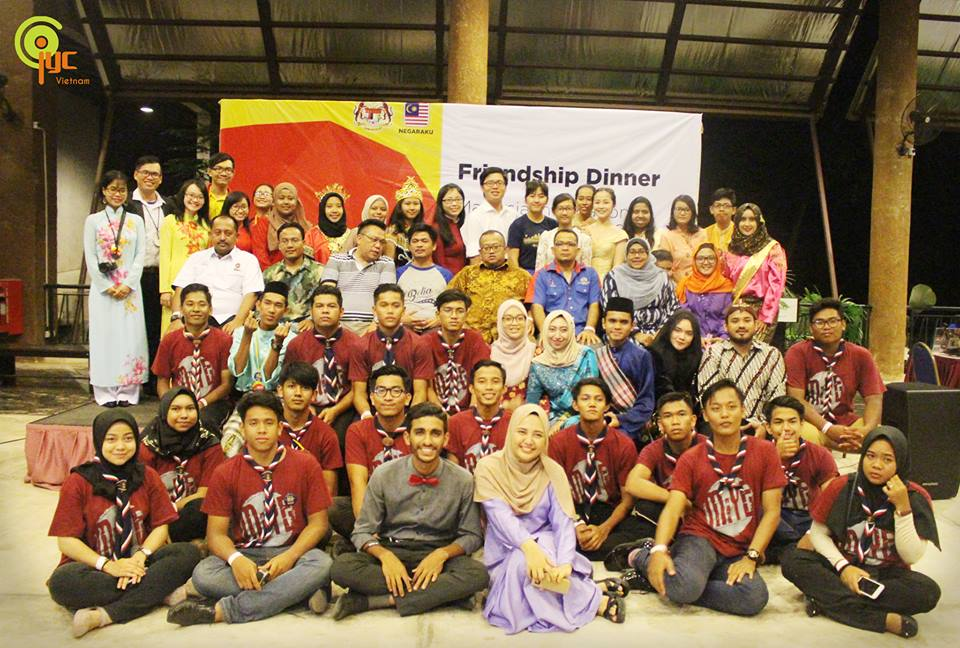The 4th Malaysia International Youth Exchange, 2017