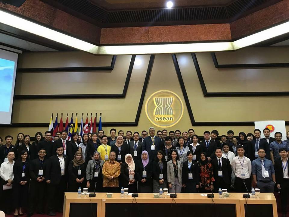 ASEAN Youth Gathering and JENESYS Mini Reunion 2017