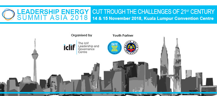 Leadership Energy Summit Asia 2018