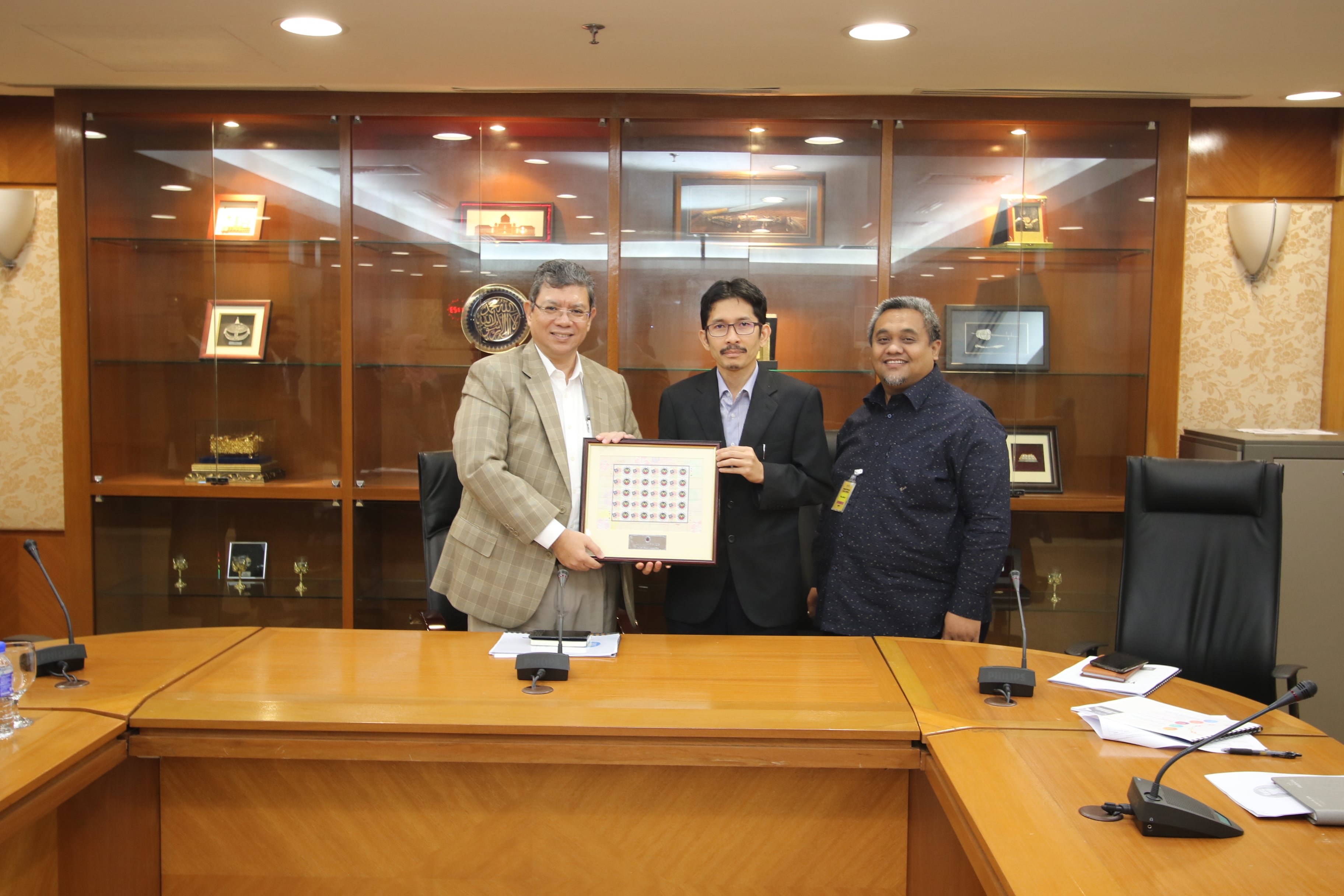 Courtesy Visit To Ministry Of Foreign Affairs, Malaysia