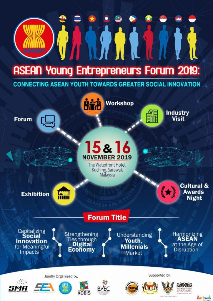 ASEAN Young Entrepreneurs Forum 2019 (AYEF'19)